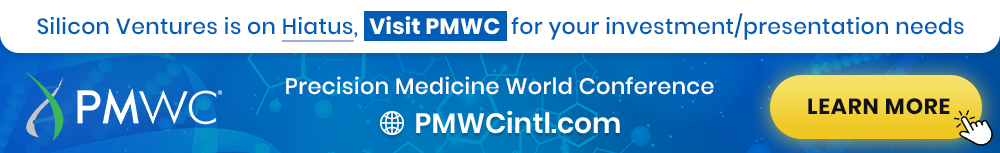www.PMWCintl.com Register now to attend PMWC2021 the Personalized Medicine World Conference in Mountain View, CA Jan 25-27, 2021
